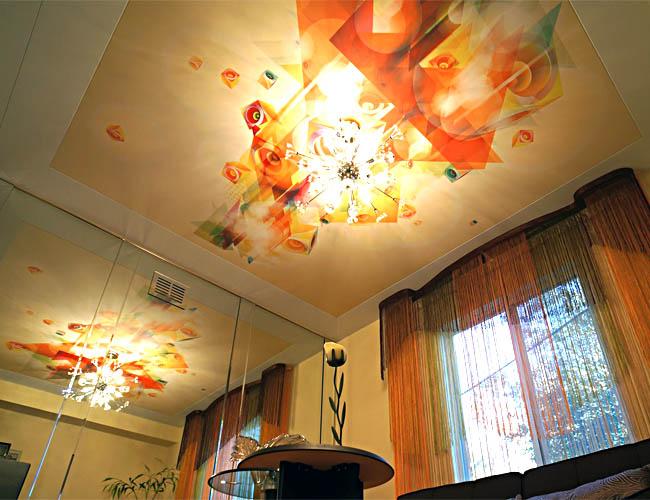 Натяжные потолки в Молдове