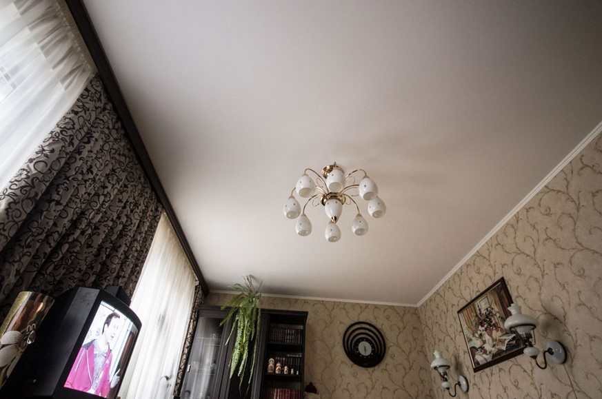матовый потолок Кишинев