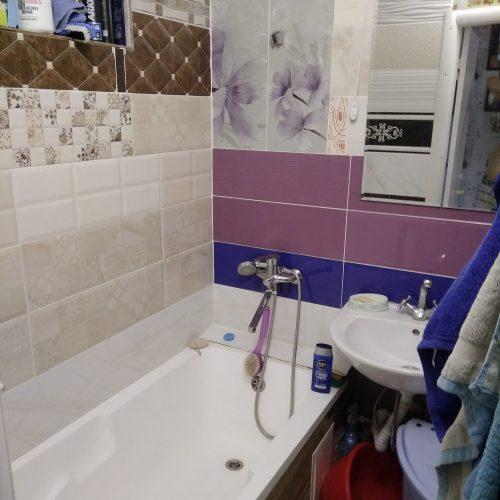 Ремонт в ванной